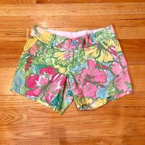 Lilly Pulitzer Callahan shorts multicolored